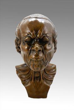 Franz Xaver Messerschmidt Bronzefiguren & Büsten