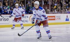 Jesper Fast's Fluctuating Role in New York = Emerson Etem was never going to be Carl Hagelin's replacement in the New York Rangers' top nine, despite being acquired in the trade that shipped out the Swedish forward. Instead of Etem, Hagelin's role was.....