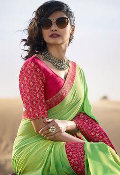 Beautiful Suit, Beautiful Girl Indian, Diwali Outfits, Dress Indian Style, Indian Wear, Prachi Desai, Stylish Blouse Design, Saree Models, Saree Blouse Designs