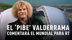 Conversamos con Carlos 'el Pibe' Valderrama, sobre sus expectativas como parte del equipo de RT durante el Mundial de Rusia 2018. Más información: https://es.rt.com/5hx6  Suscríbete a nuestro canal de eventos en vivo: https://www.youtube.com/user/ActualidadRT?sub_confirmation=1  RT en Twitter: https://twitter.com/ActualidadRT RT en Facebook: https://www.facebook.