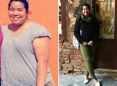 Amalia encontró la forma de bajar de peso, y ahora quiere ayudar a los demás T Shirts For Women, Tops, Fashion, Loosing Weight, Kind Words, Fat, Beautiful Women, Weights, Moda