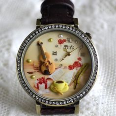 MINI hodinky - Inspirace