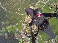 #Mühlen in Taufers #paragliding
