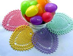 εїз Easter Eggs, via Flickr. Inspiration only.