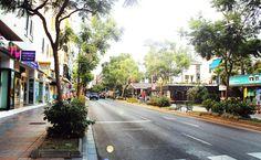 Neighborhood, Street