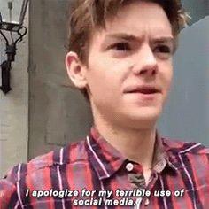 #ThomasBrodieSangster