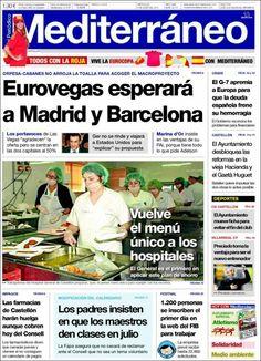 Portadas del 6 de junio 2012 | discutivo.com
