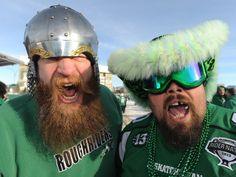 Carezy Roughrider Fans at Go Rider, Saskatchewan Roughriders, Canadian Football League, Grey Cup, Home Team, Sports News, Going Out, Champion, Cats