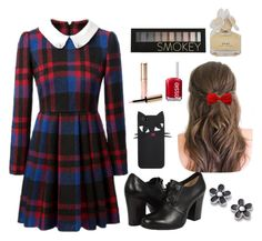 """""""❤️"""" by imelda-laurentsia on Polyvore featuring Frye, Forever 21, By Terry, Essie and Marc by Marc Jacobs"""