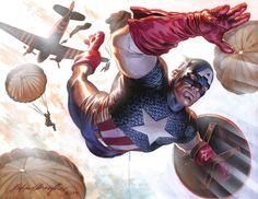 Captain America by Felipe Massafera *