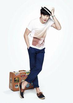 김수현 #menfashion