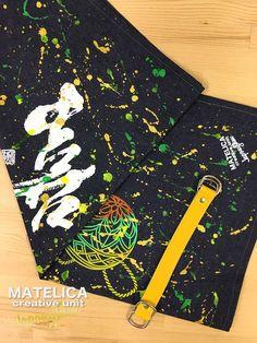 【Japonythm】デニム風呂敷 70cm ko・to・da・ma 「喜」 #和モダン #書 #言霊 #デザイン #Japonythm #MATELICA  #calligraphy #風呂敷 #アート #Japan #Tokyo #furoshiki #Japonism The Unit, Creative