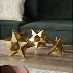 "Search results for ""star"" within Gold Decorative Objects Decorative Pillows, Decorative Plates, Contemporary Decorative Objects, Metal Stars, For Stars, All Modern, 3 Piece, Sculpture, Statue"