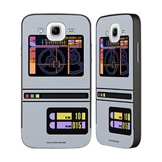 Official Star Trek Padd Gadgets TNG Black Aluminum Bumper Slider Case for Samsung Galaxy Mega 58 I9150 * Click on the image for additional details. (Note:Amazon affiliate link)