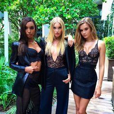"Josephine Skriver på Instagram: ""Angels out bye bye Miami!! @insta_bobb"""