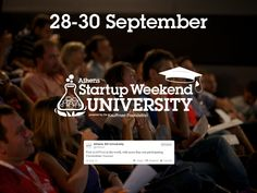 a small review of the Athens Startup Weekend  University