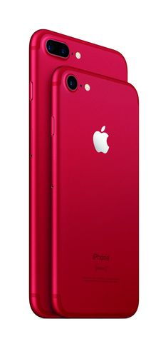 Apple launches red iPhone 7 - The Verge d'autres gadgets ici : - The Best iPhone, Samsung, ios and android Wallpapers & Backgrounds Apple Tv, Apple Watch, Red Apple, Steve Jobs Apple, Mac Book, Iphone 7 Plus Vermelho, Iphone 8 Plus, Apple Iphone 6, I Phone 7 Wallpaper