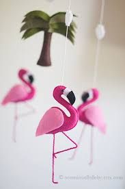 Image result for flamingo felt