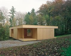 a country box : architecture : Trublerhütte : Rossetti + Wyss Architekten : switzerland | openhouse