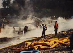 5) Exxon Valdez Oil Spill
