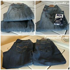 Lewisville Love: Dye those faded jeans? The Results. (HoH140)