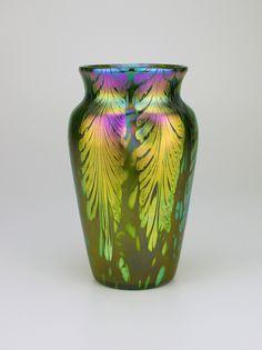 Loetz Phänomen / Phenomen Genre Art Glass by T. Abbate, via Flickr