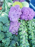 Winter Farmer's Market - Vancouver, BC