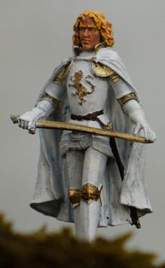 Some miniatures I've painted - Phlegmatic