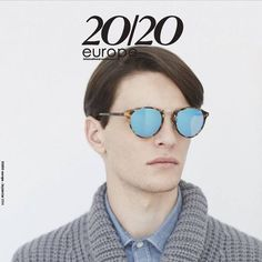Spektre mod.audacia, on the cover of 20/ 20 europe