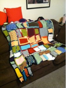 Treasures Made From Yarn: WIP Wednesday Free Knitting, Wednesday, Crocheting, Throw Pillows, Contemporary, Blanket, Rugs, Bed, Projects