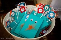 Perry the Platypus party bags