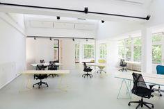 Impact Hub Berlin Office Design | Yellowtrace