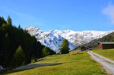 Wanderung im oberen Vinschgau