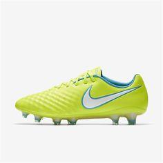 premium selection 72401 8f67d Nike Magista Opus II FG (Volt   Barely Volt   Chlorine Blue   White)