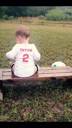 Tayiah's biggest supporter.