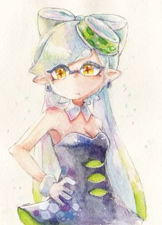 tumblr octoling - Google Search