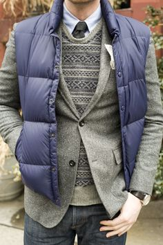 The Style Blogger - 1 Piece/9 Ways: Donegal Tweed 3-Piece Suit | TSBmen