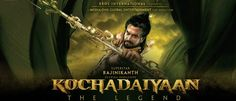 Super Star RajniKanth returns three years after hit of endhiran with Kochadaiyaan Movie, The movie teaser says there are heroes, there are super heroes, but there is only one rajnikanth. Rajnikanth playing two roles in the film. Music will be releasing in october and deepika padukone is rajnikanth love and also starring sarath kumar, shobhana and jackie shroff.