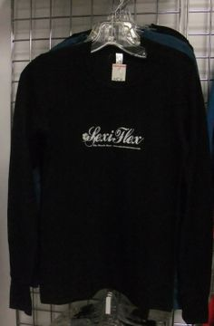 532d3e52b3390 Sexiflex Women s Long Sleeve Thermal - Hawiian Logo