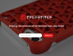 Amazing new products will be launched soon, stay tuned!