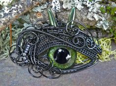 Gothic+Steampunk+Little+Devil+Pendant+in+by+twistedsisterarts,+$59.95