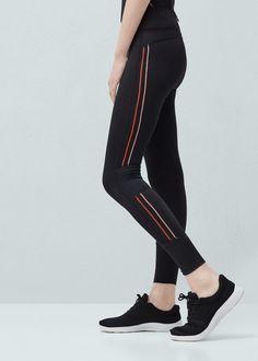 Fitness & Running - Leggings efecto reductor