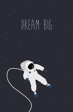 Astronaut by malixon on Etsy