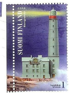 Staying at Bengtskär Lighthouse – a uniquely Finnish experience - Finnish stamp of Bengtskär Lighthouse (http://www.alternativefinland.com/staying-at-bengtskar-lighthouse-a-uniquely-finnish-experience/)