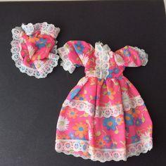 Attractive Faerie Glen Dress + Hat vintage doll clothes fits Sindy   | eBay