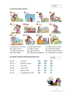 Learning French or any other foreign language require methodology, perseverance and love. In this article, you are going to discover a unique learn French method. French Language Lessons, French Language Learning, French Lessons, French Flashcards, French Worksheets, French Teacher, Teaching French, French Course, Material Didático