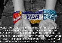 AMERICAN DEBT SLAVE CLICK PICTURE TO WATCH Money, Banking and the Federal Reserve www.infowars.com