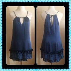 "Spotted while shopping on Poshmark: ""BCBG MazAzria Silk cocktail dress size S""! #poshmark #fashion #shopping #style #BCBGMaxAzria #Dresses & Skirts"