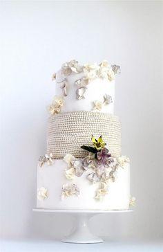 Tartas de boda - Wedding Cake - Gorgeous Maggie Austin Wedding Cakes to Inspire Creativity by modwedding, via Flickr