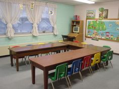 sunday school rooms   Below are some pictures of our Sunday School Rooms